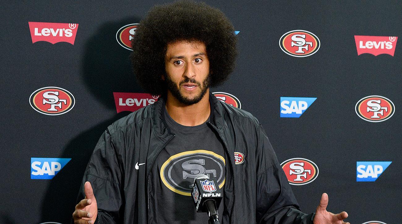 San Francisco 49ers Colin Kaepernick