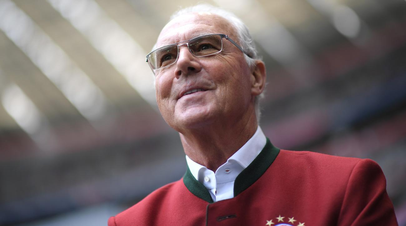 Franz Beckenbauer has open-heart surgery