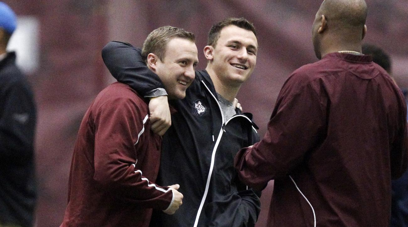 johnny manziel texas a&m classes