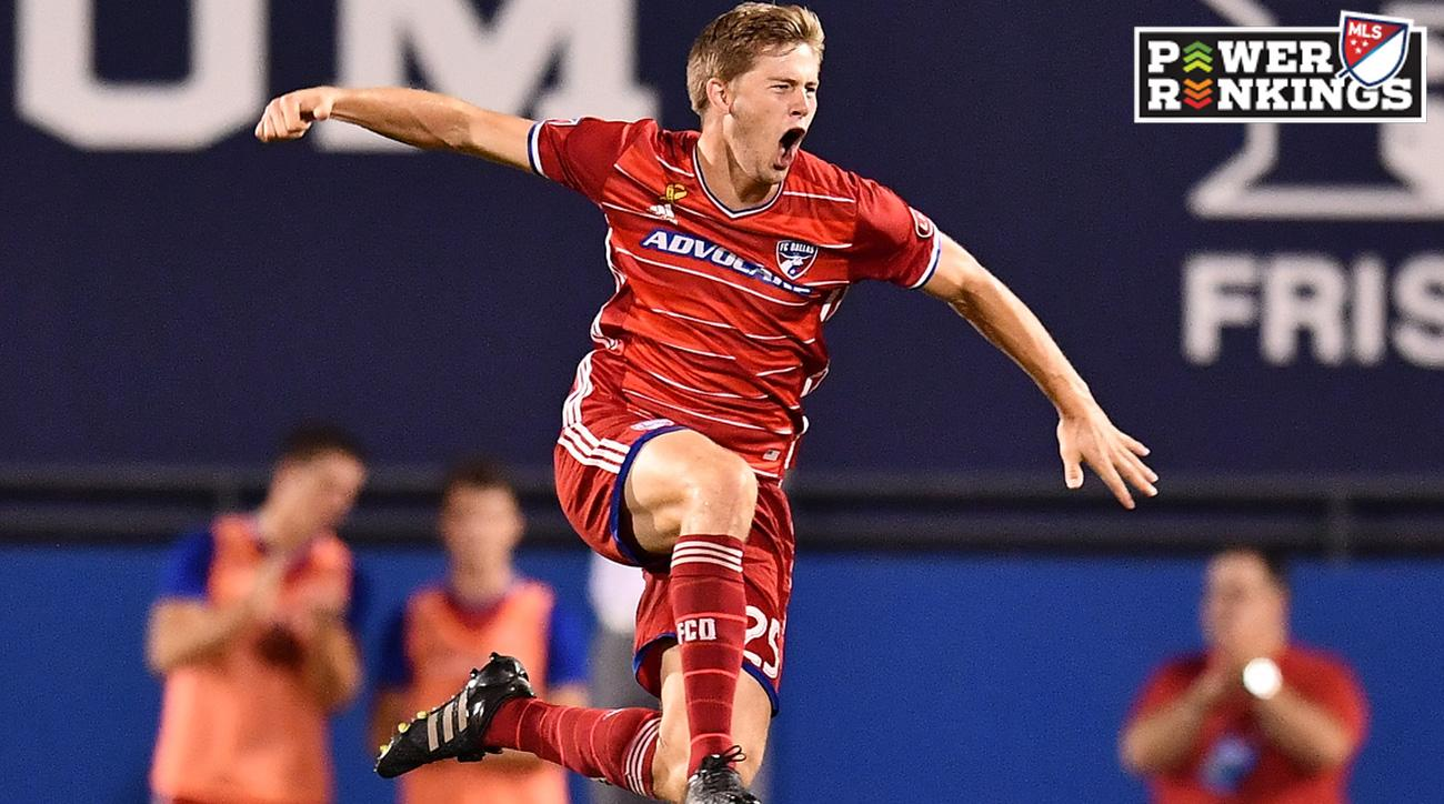 Walker Zimmerman and FC Dallas beat Portland to stay atop the MLS Supporters' Shield standings