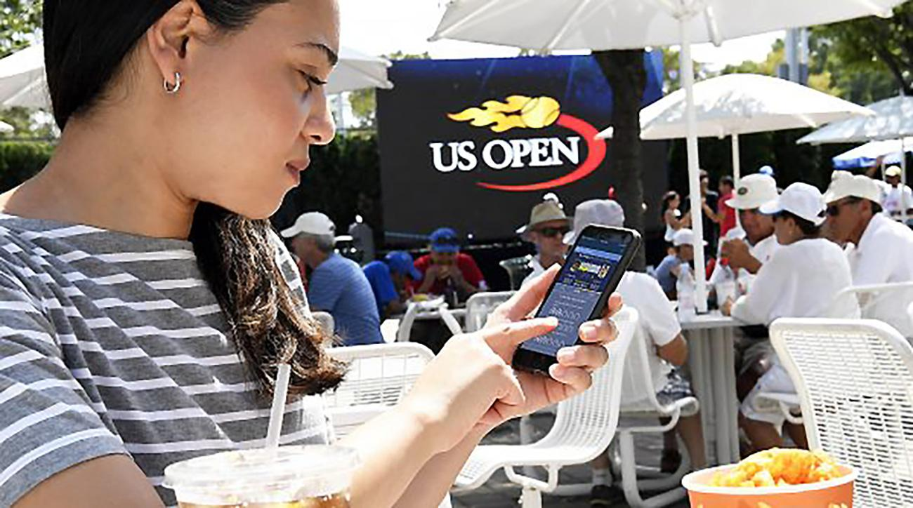 Watson at the U.S. Open