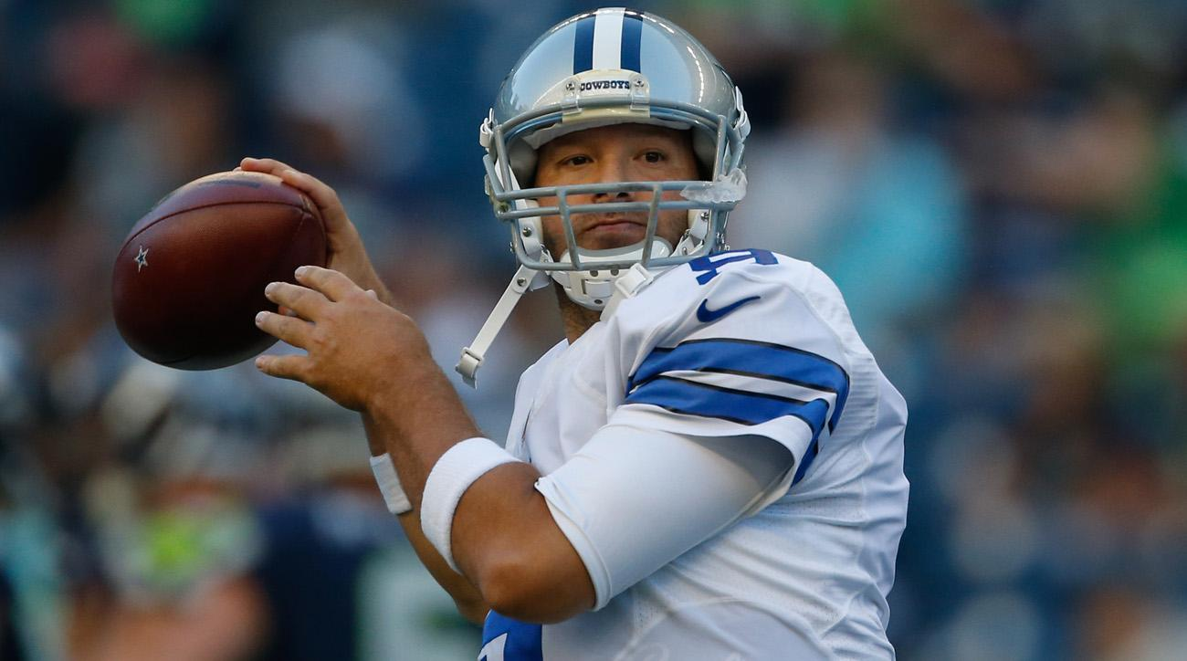 nfl rumors news tony romo