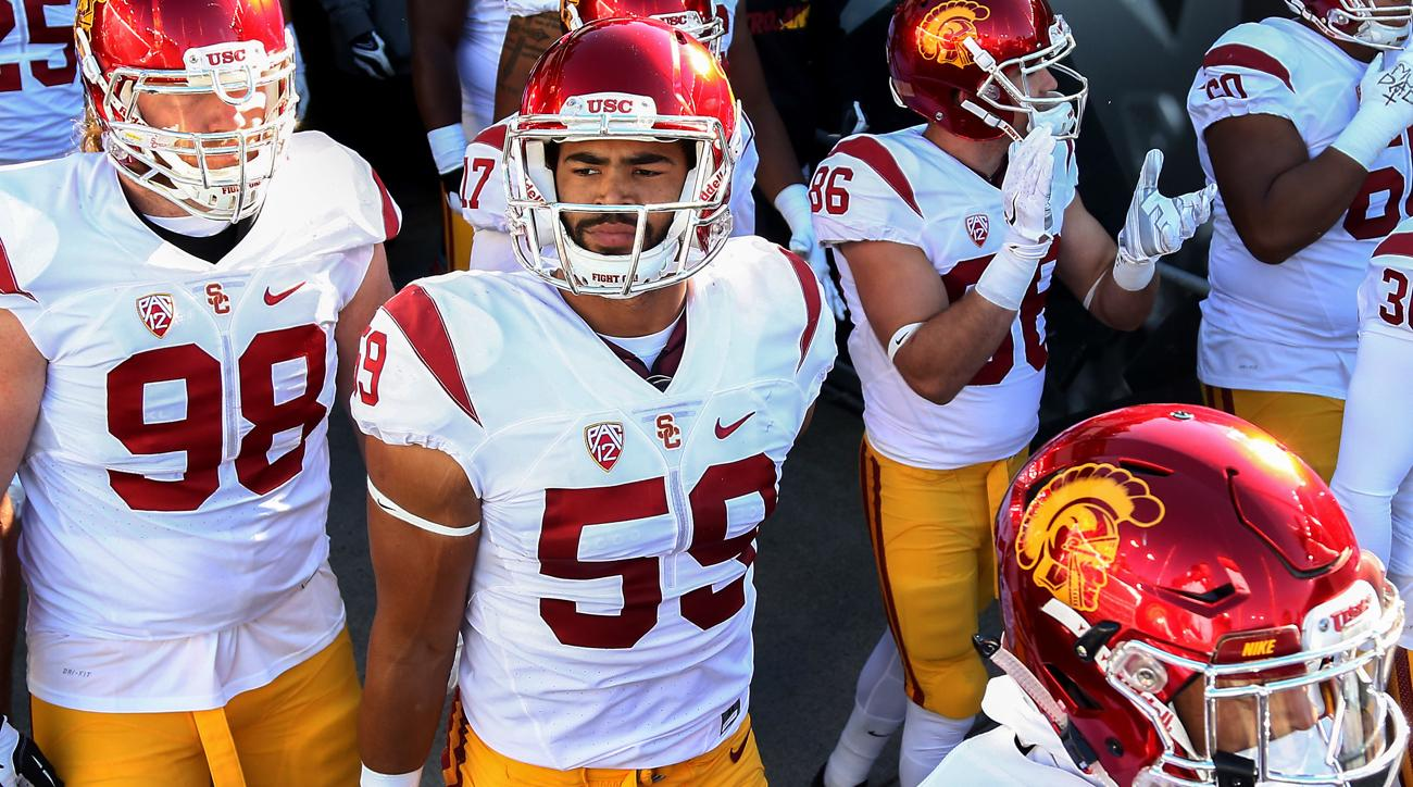 usc rape scandal football players out vs utah state
