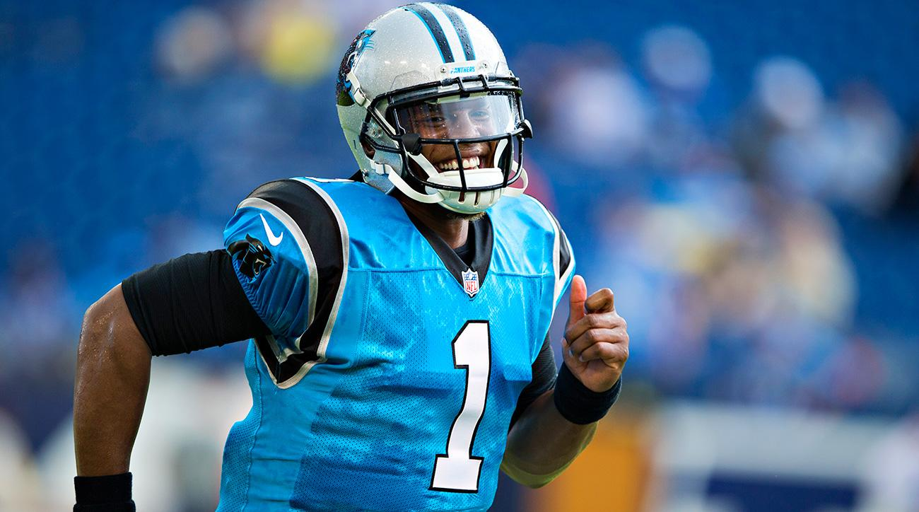 finest selection 38244 941aa Cam Newton: Panthers QB won't change for anyone | SI.com