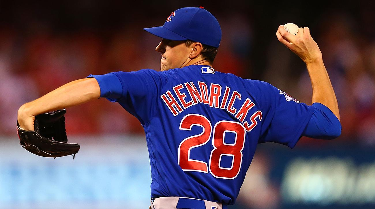 Chicago Cubs Kyle Hendricks