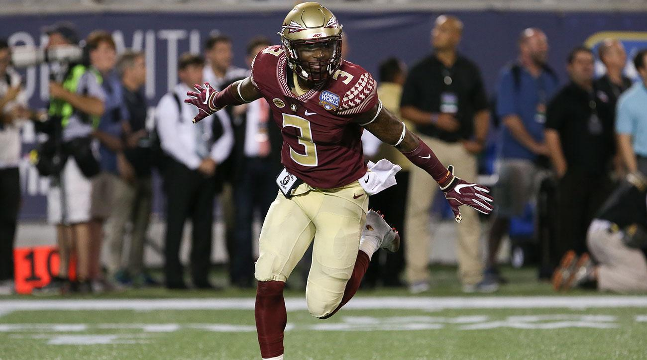 derwin james knee injury fsu football
