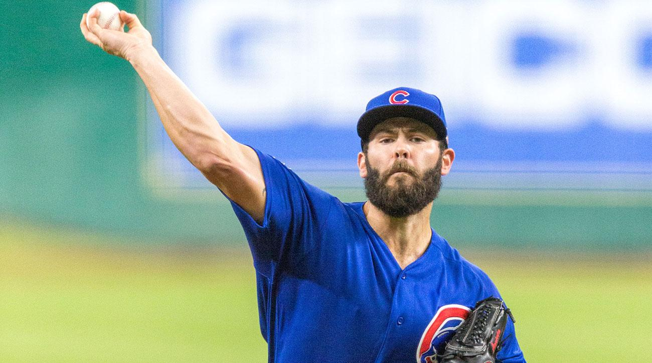 jake arrieta cubs illness