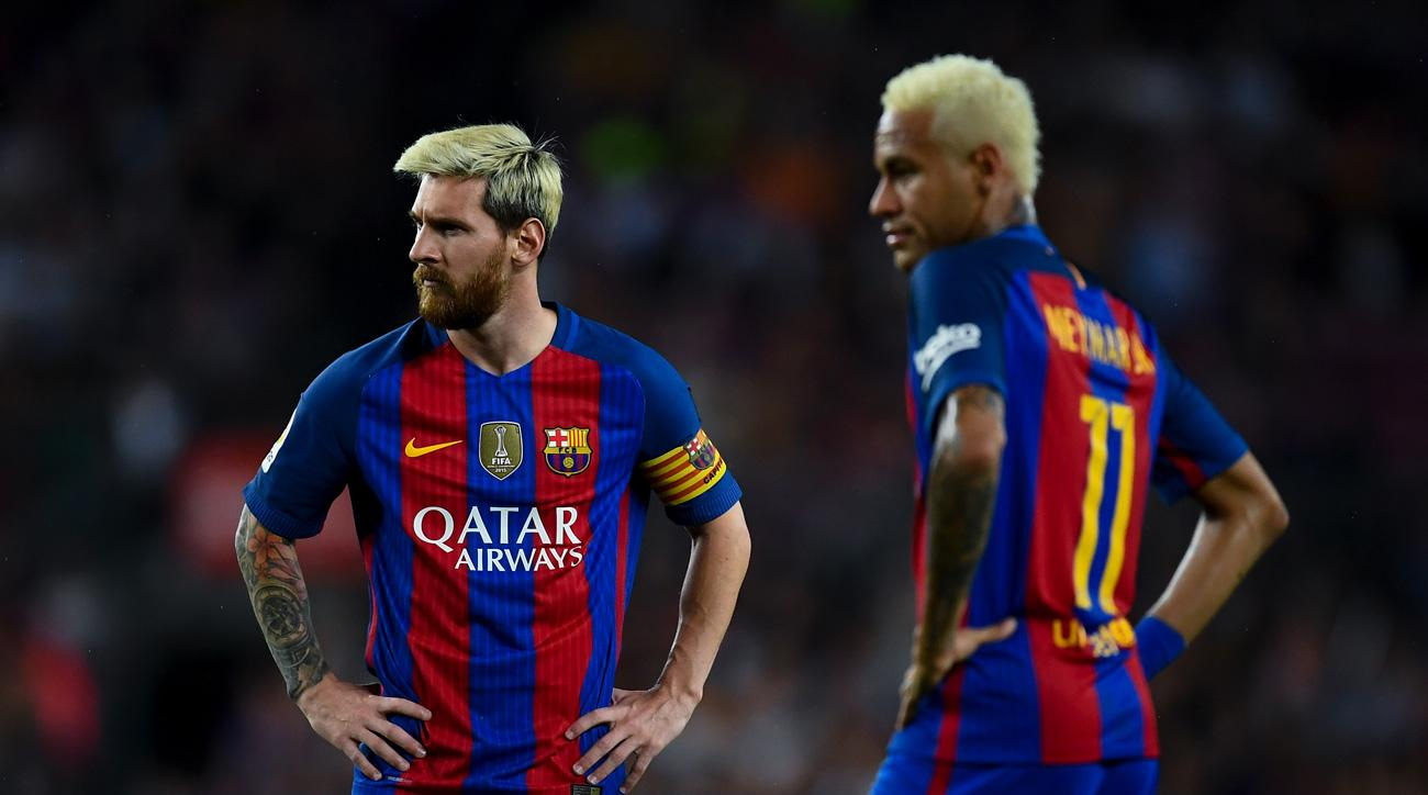 Lionel Messi, Neymar and Barcelona suffered a shocking loss to Alaves