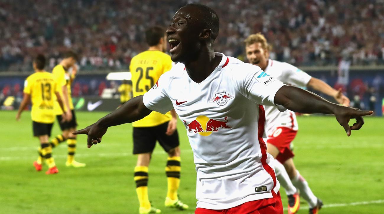 Naby Keita leads RB Leipzig over Borussia Dortmund