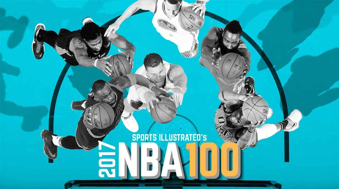Top 100 NBA players of 2017