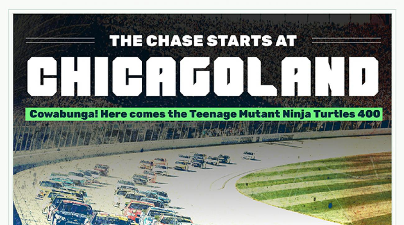Chicagoland NASCAR 2016 Preview