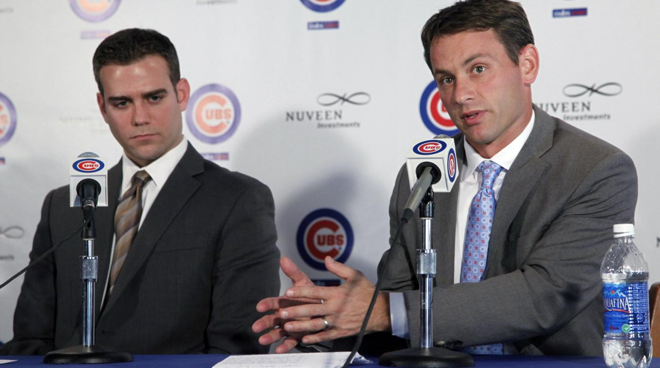 jed hoyer cubs front office