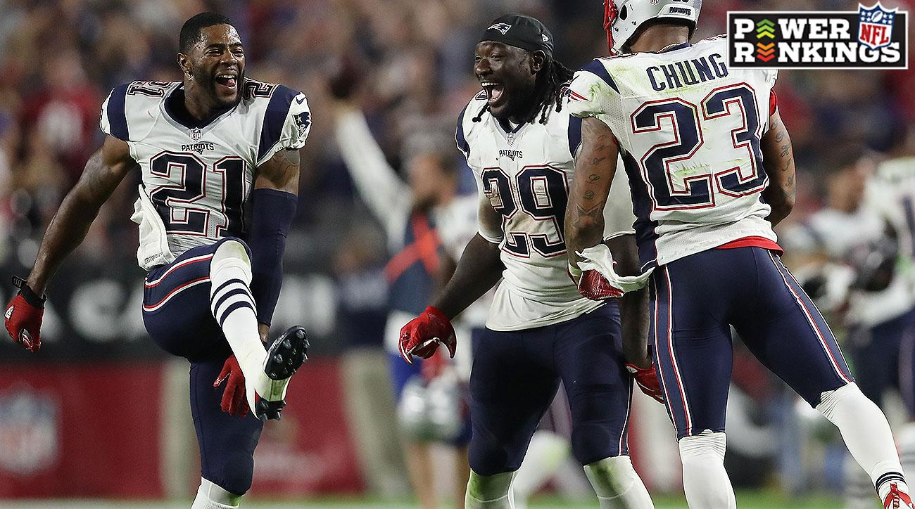 NFL Week 2 Power Rankings: Patriots, Broncos top Super Bowl favorites
