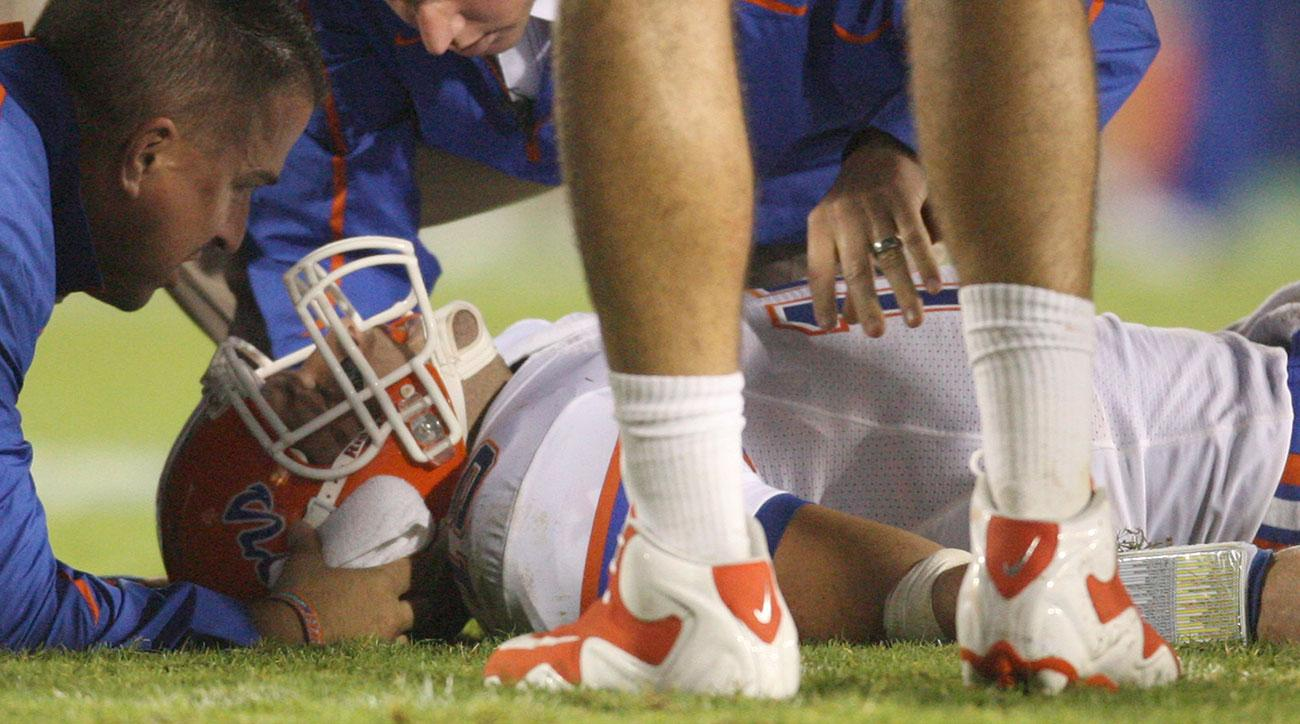tim tebow concussions nfl career