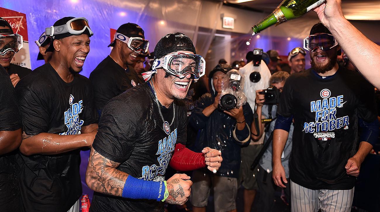 Chicago Cubs Javier Baez