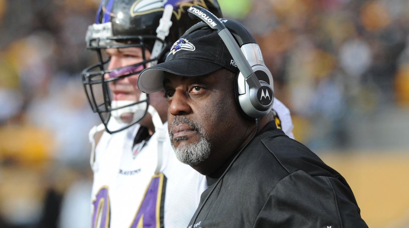 clarence brooks ravens coach dies cancer
