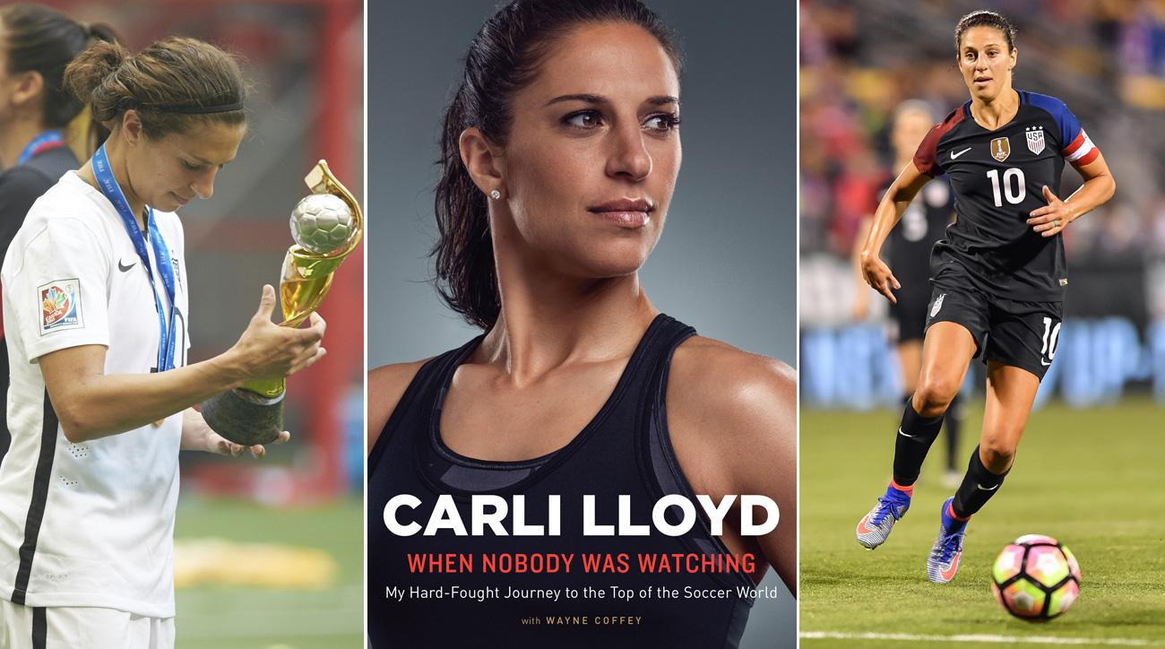 0b12ef257b7 Carli Lloyd sacrifices plenty for her career–including a relationship with  her family
