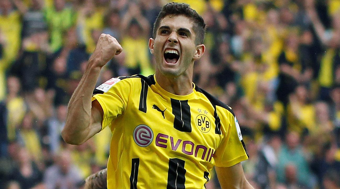 Christian Pulisic is on MLS's list of players subject to the allocation order