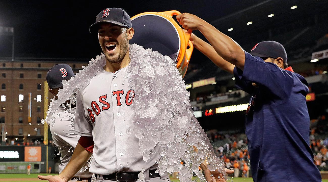 Boston Red Sox Rick Porcello