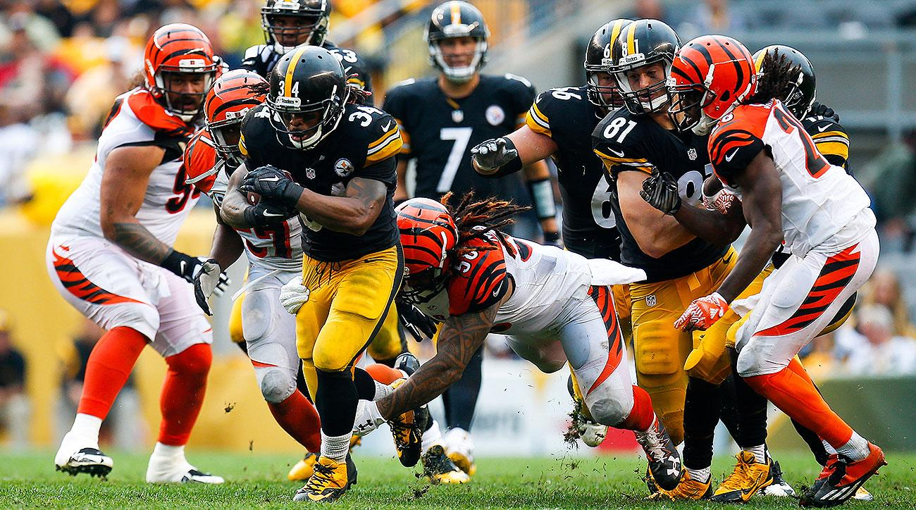 DeAngelo Williams, Steelers run game vital to AFC North chase