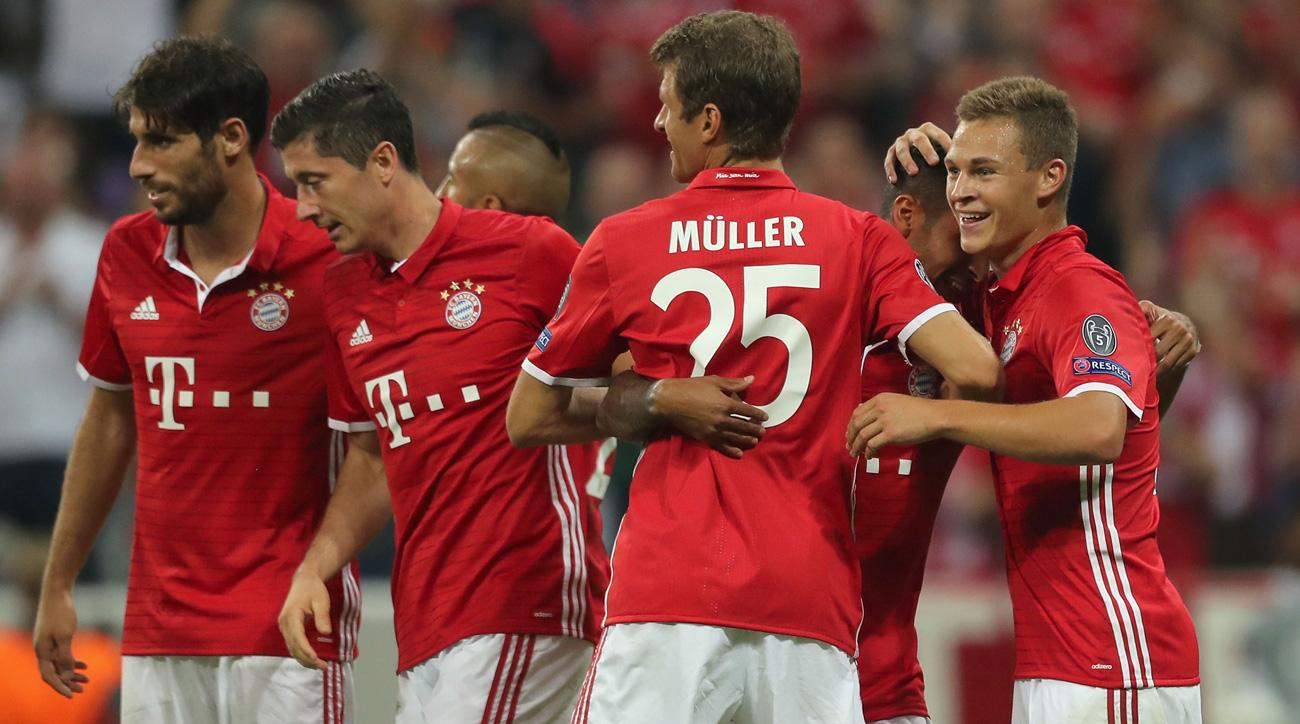 Bayern Munich is off to a perfect start in the Bundesliga