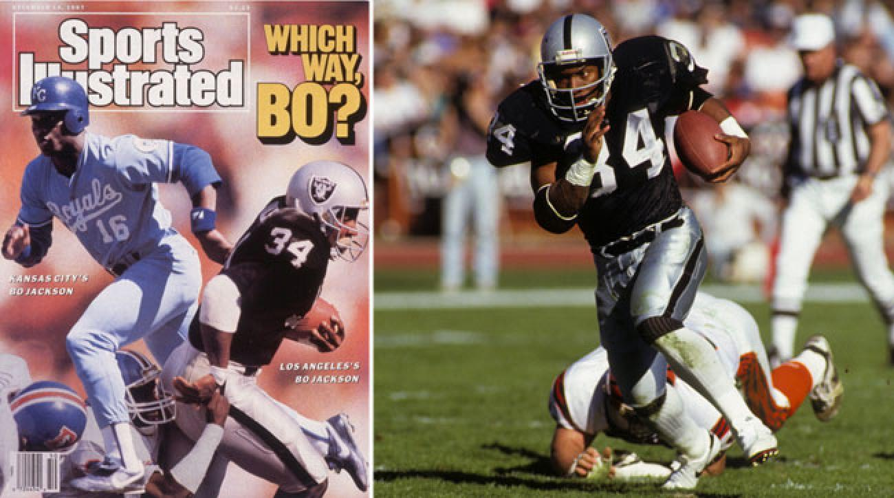 Catching Up With Bo Jackson Si Com