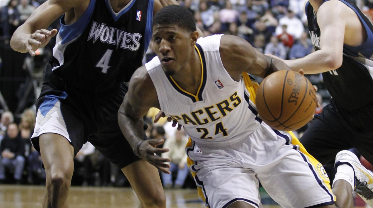 nba rumors news paul george