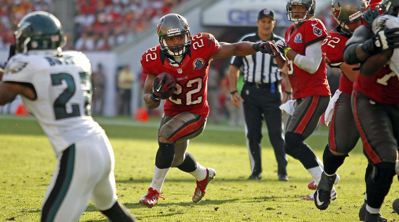nfl rumors news doug martin