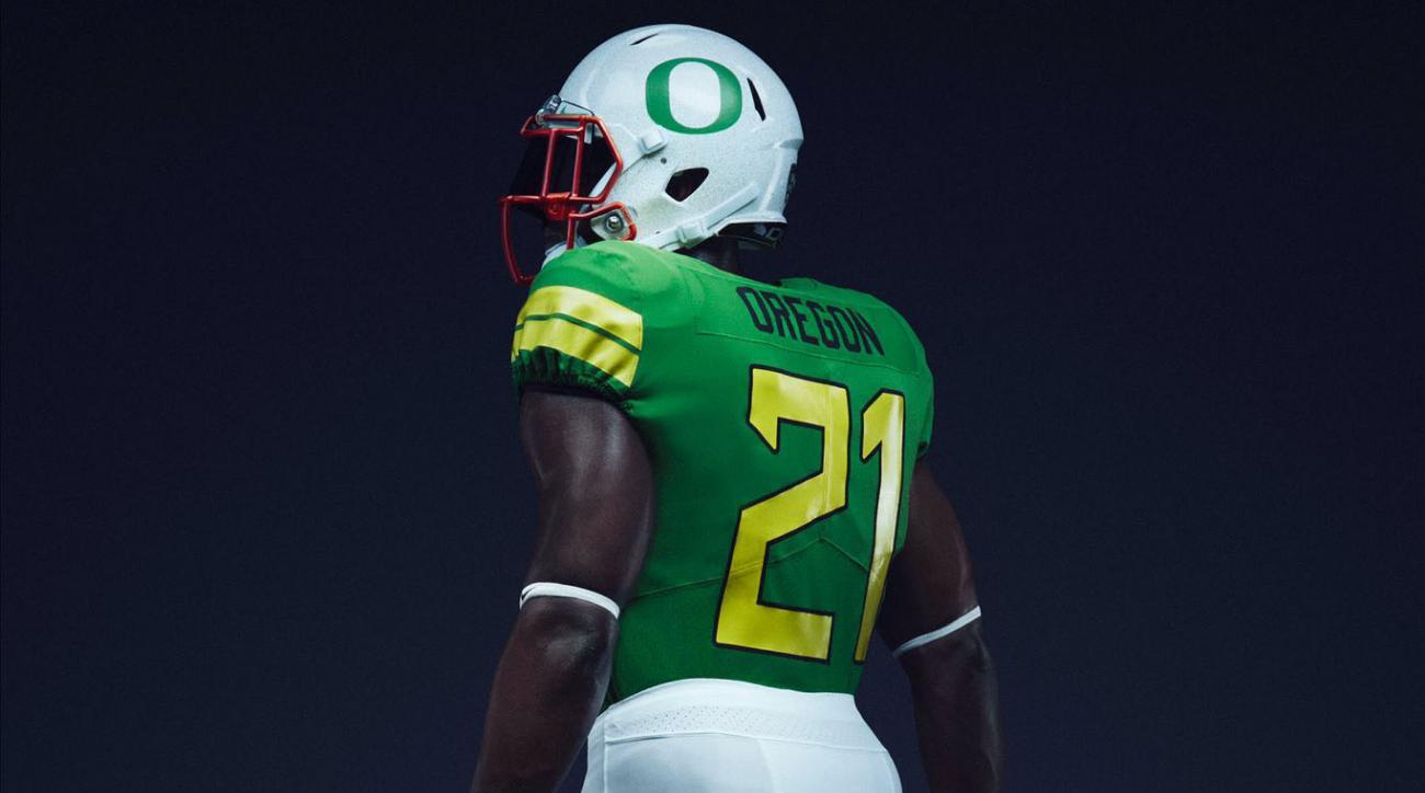 oregon ducks uniforms new nike jerseys vs colorado si com