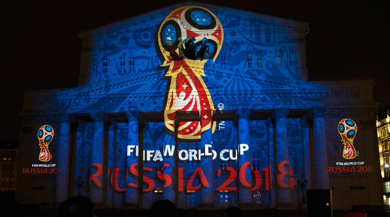 Russia will host the 2018 FIFA World Cup