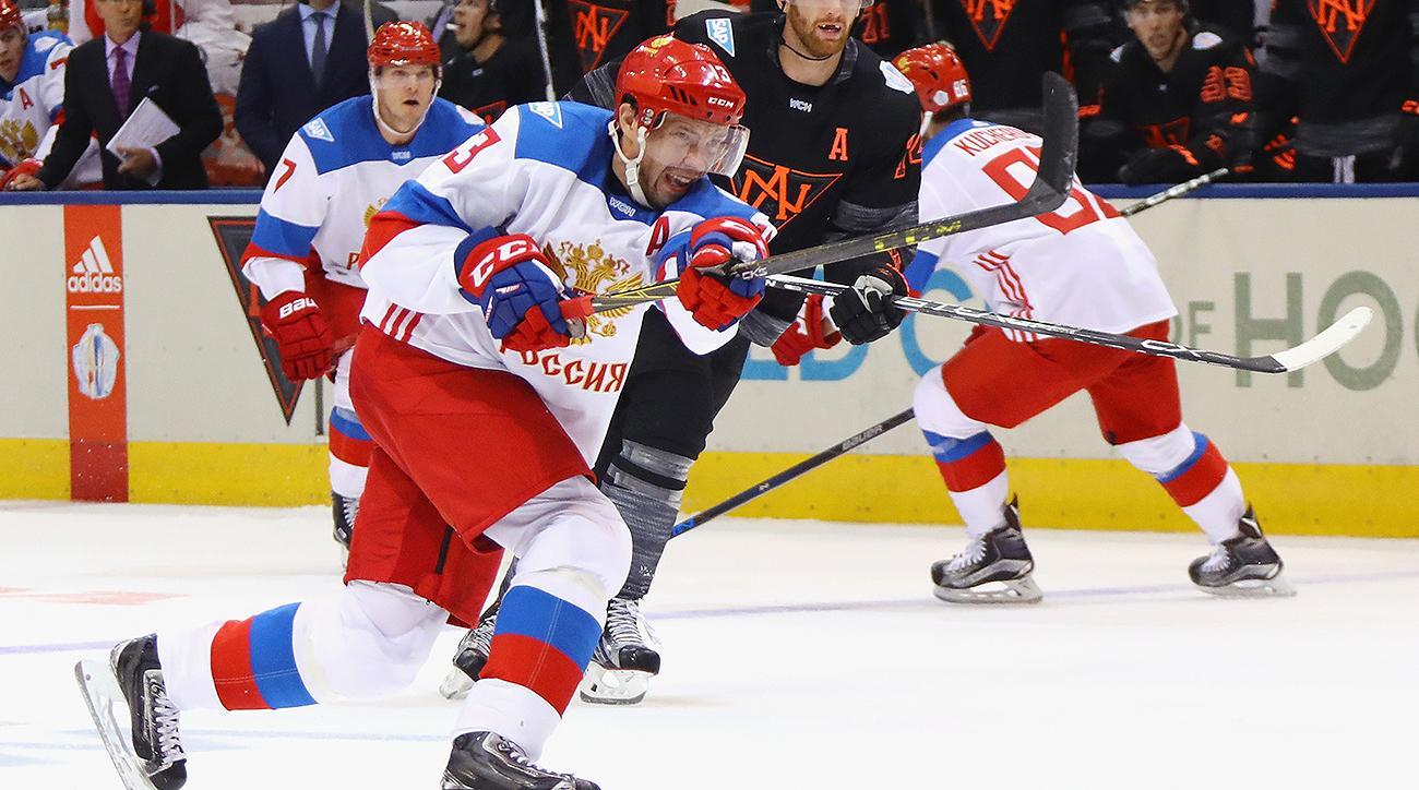 Detroit Red Wings Pavel Datsyuk