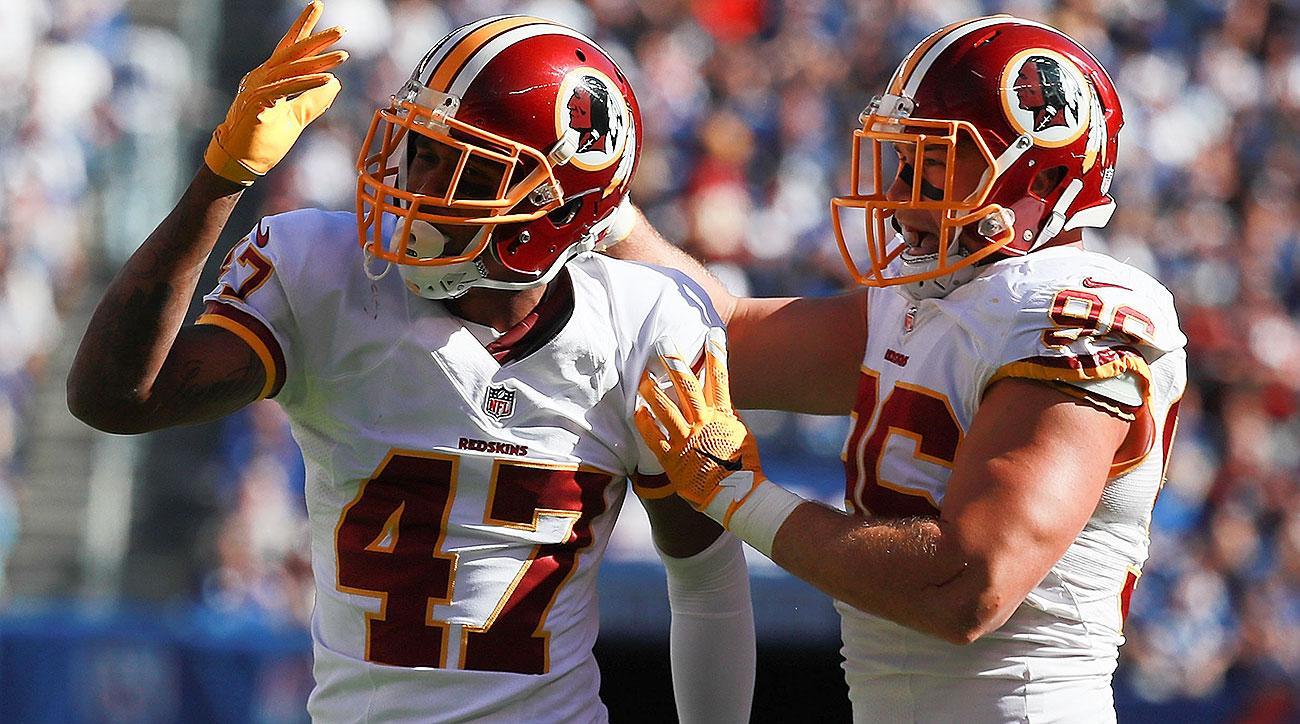 Redskins vs. Giants: Quinton Dunbar, Josh Norman help Washington to first win