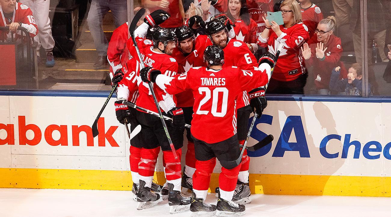 Team Canada Sidney Crosby