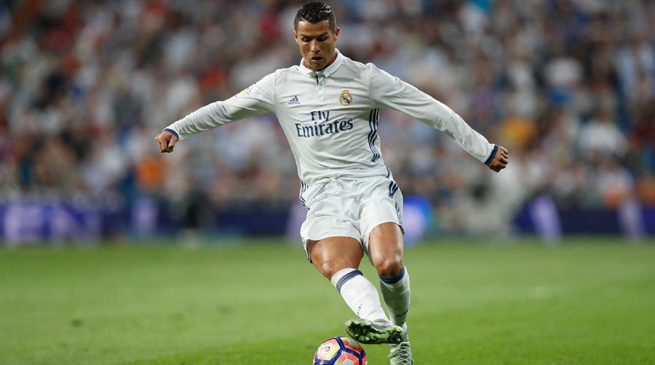 Cristiano Ronaldo and Real Madrid face Borussia Dortmund in the Champions League