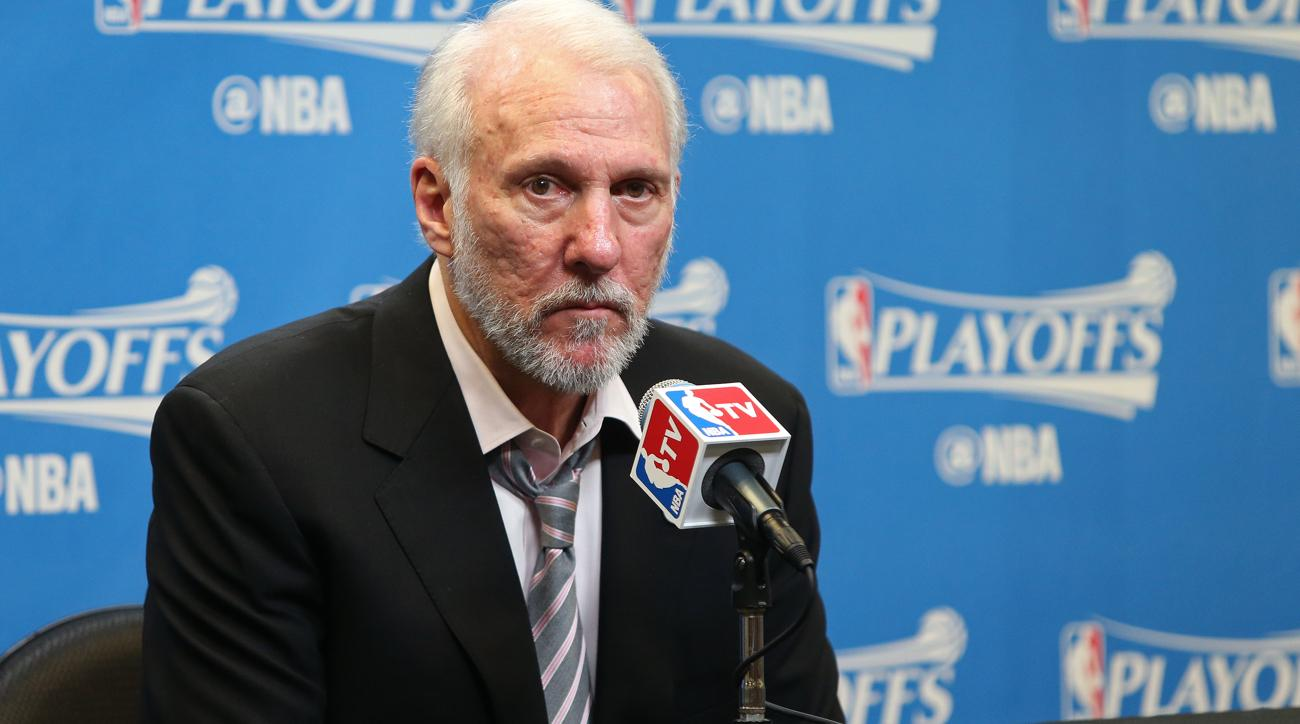 Lebron james continues to state case that gregg popovich is the best coach ever foxsports com - Lebron James Gregg Popovich Is Greatest Nba Coach Of All Time
