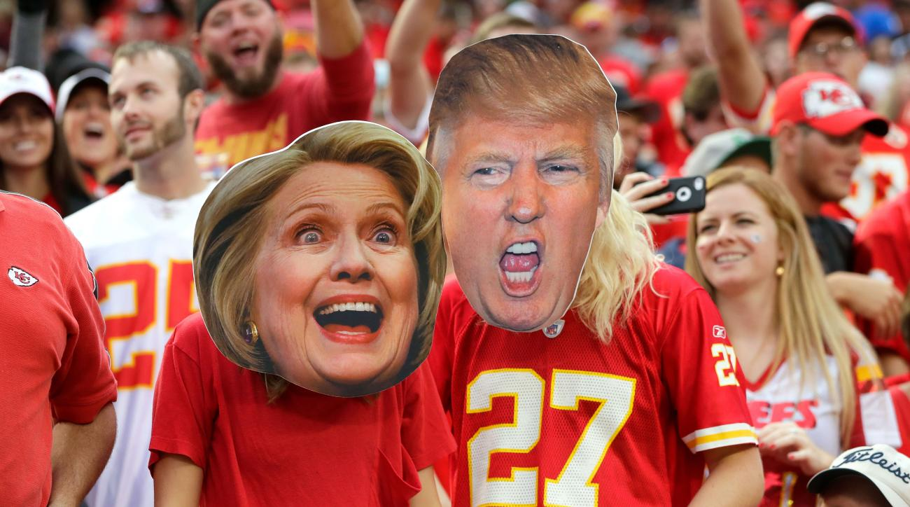 monday night football presidential debate quiz