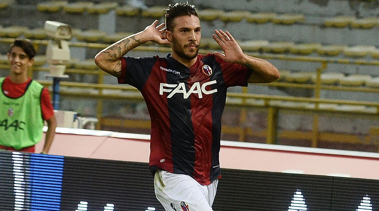 Simone Verdi scored a midweek stunner for Bologna vs. Sampdoria