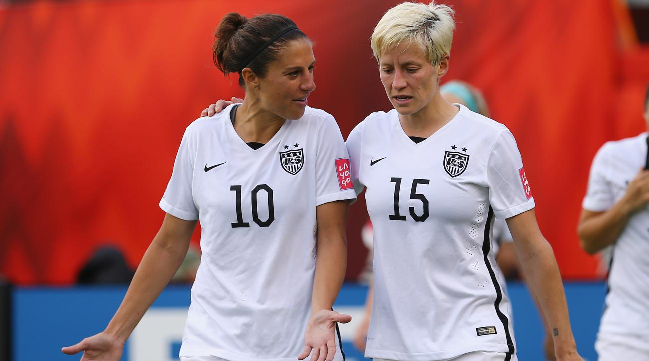 Watch Megan Rapinoe video