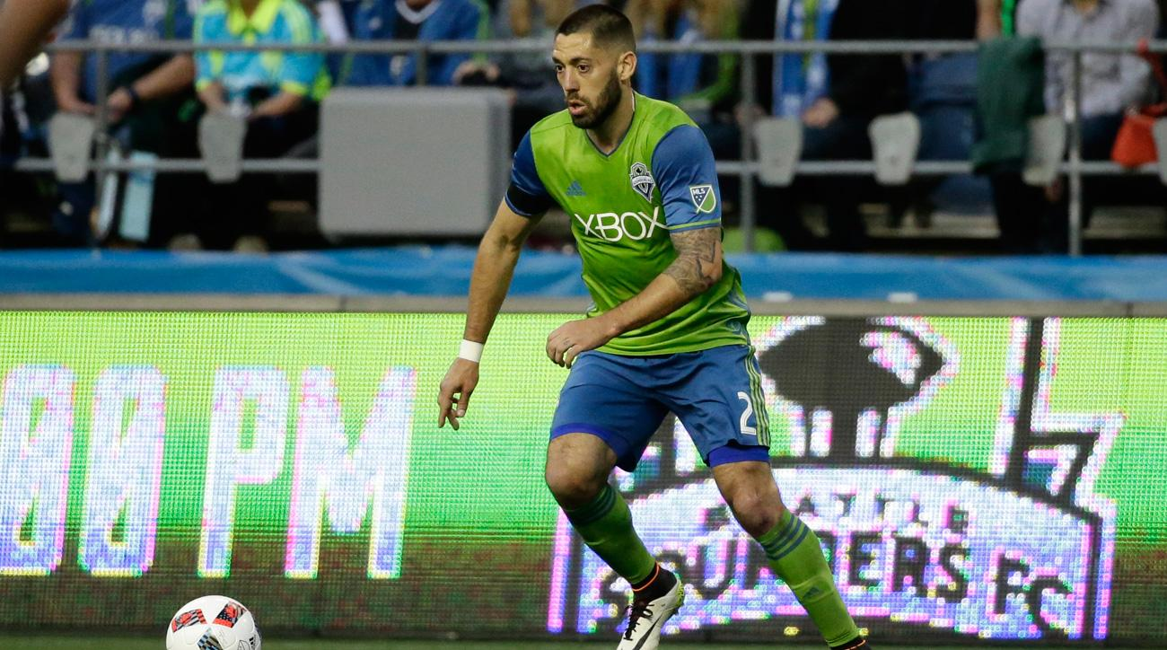 Clint Dempsey is out for the MLS season with an irregular heartbeat