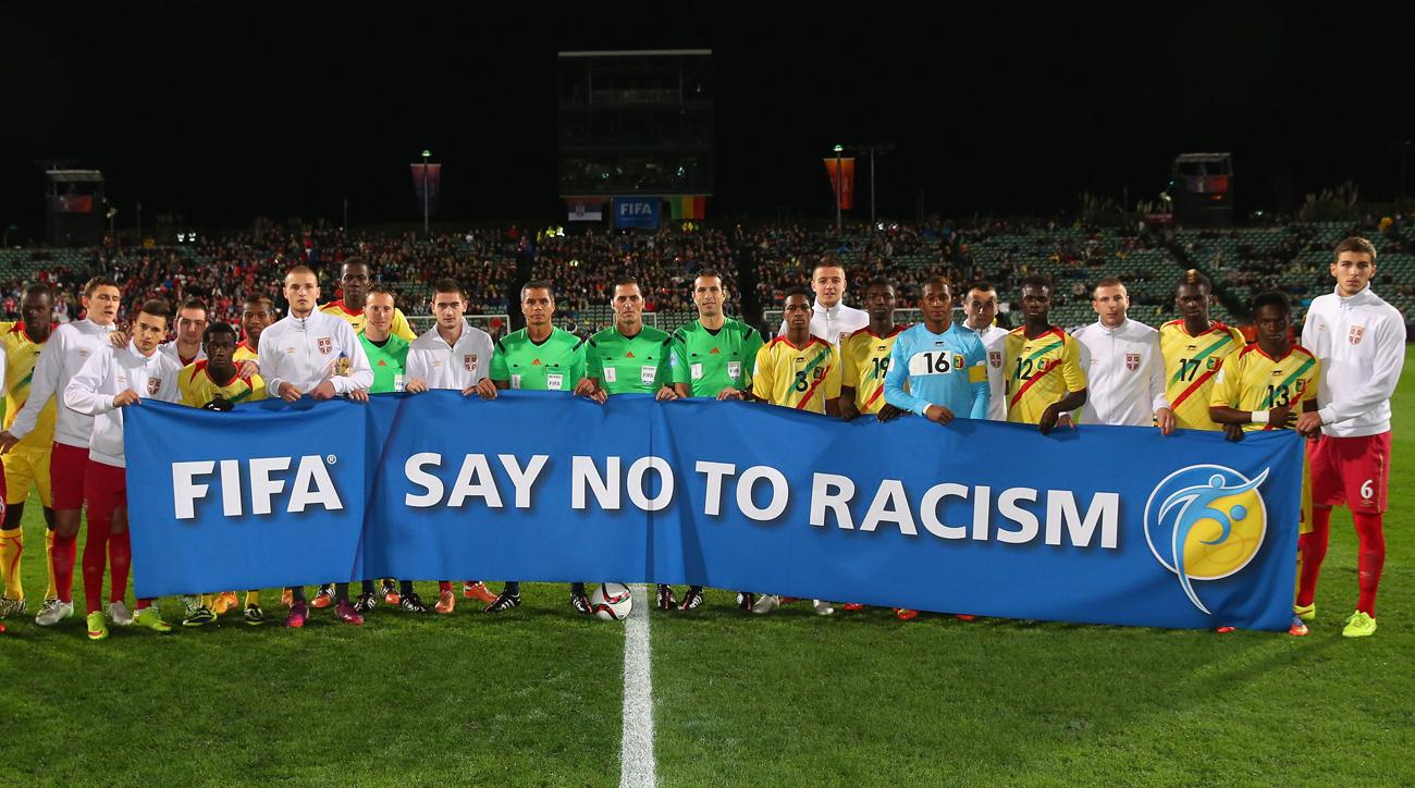 FIFA has disbanded its anti-racism task force