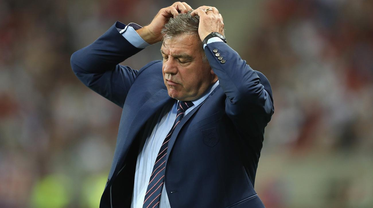 Sam Allardyce is out as England manager after an embarrassing scandal