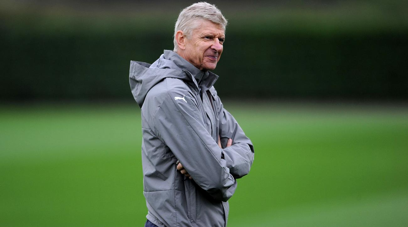Arsene Wenger is among the managers linked to the England vacancy