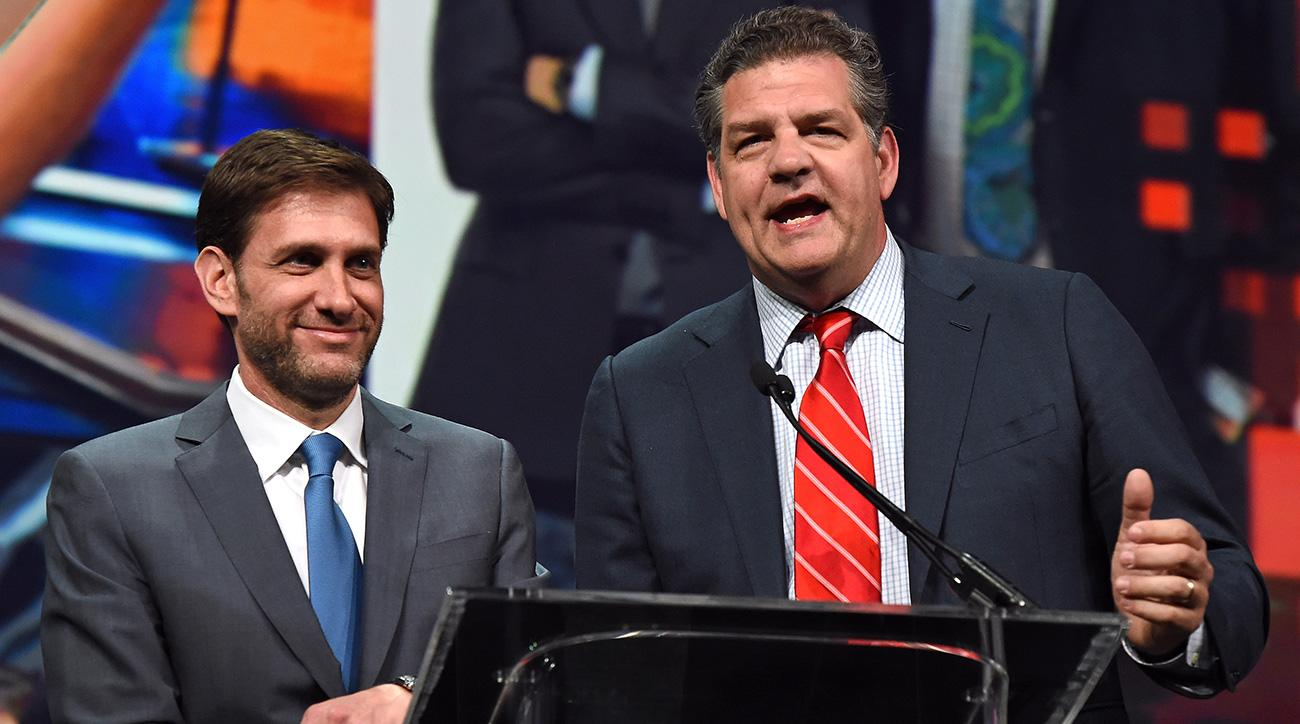 Mike Greenberg & Mike Golic