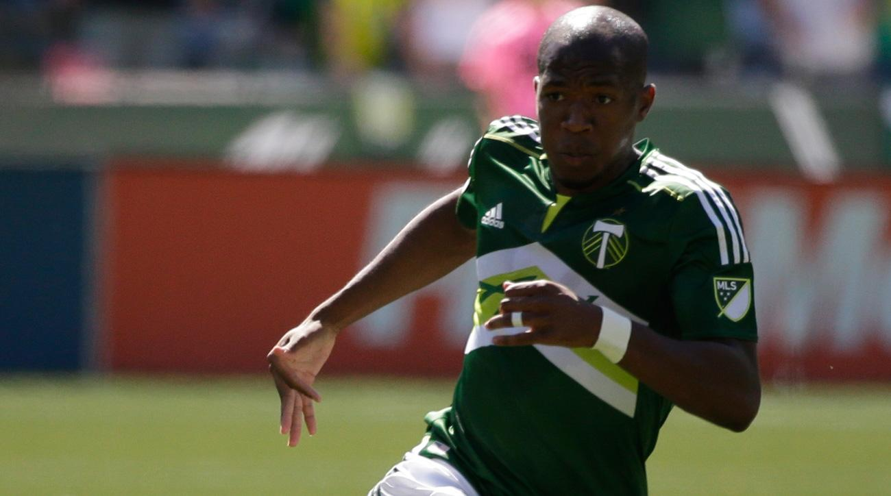 Darlington Nagbe scored a clutch goal for the Portland Timbers in CONCACAF Champions League