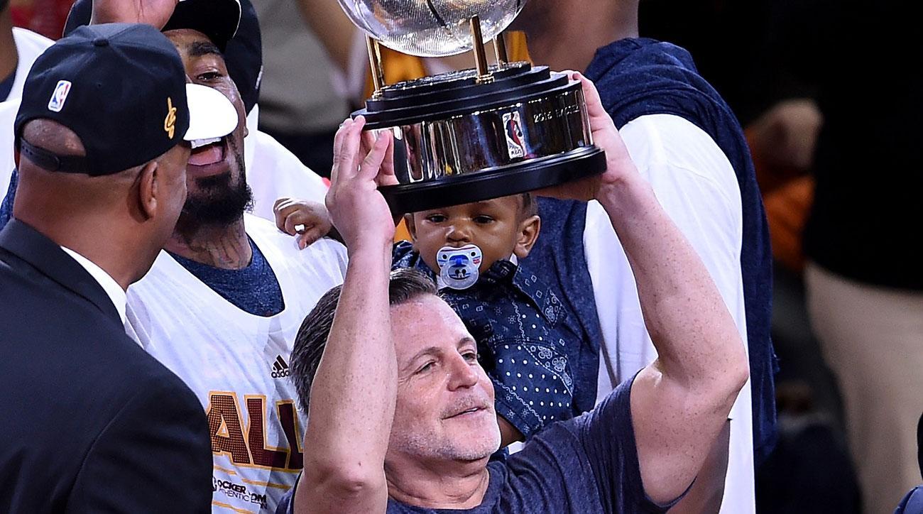 dan gilbert championship rings cavaliers