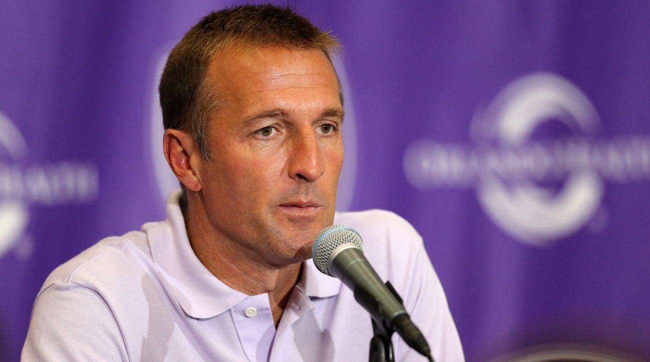 Jason Kreis is trying to lead Orlando City SC to the MLS playoffs