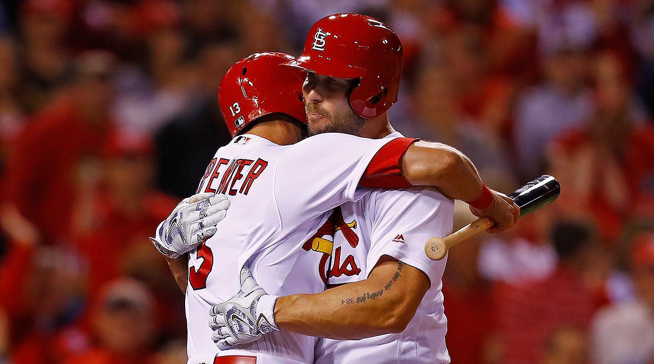 St Louis Cardinals Matt Holliday