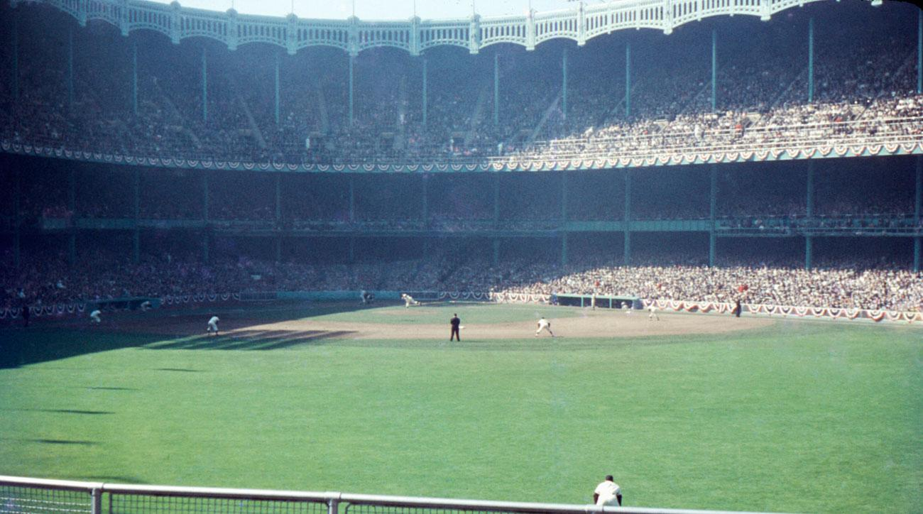 A game color world - Picture Perfect Rare Color Photographs Of Don Larsen S World Series Perfect Game
