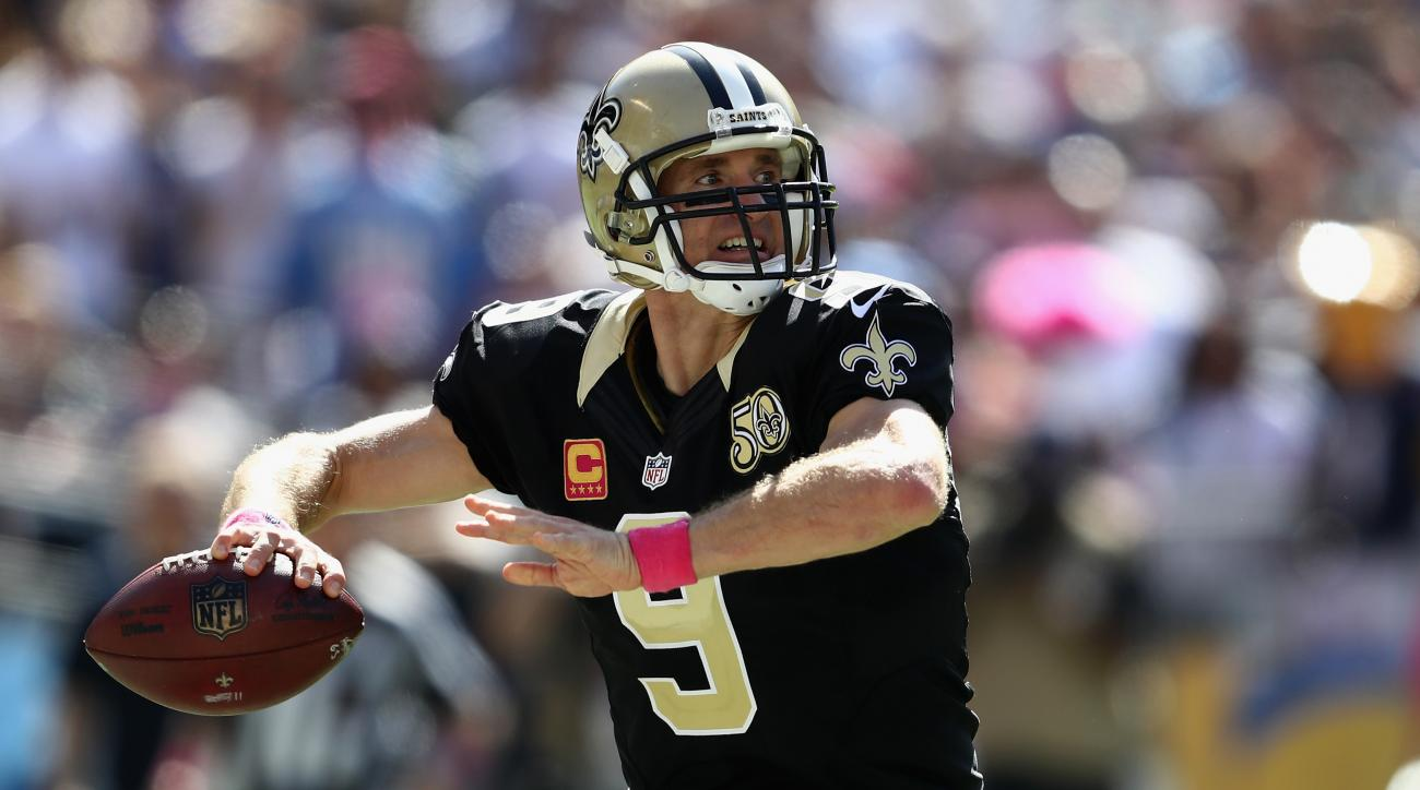 drew brees saints concussions