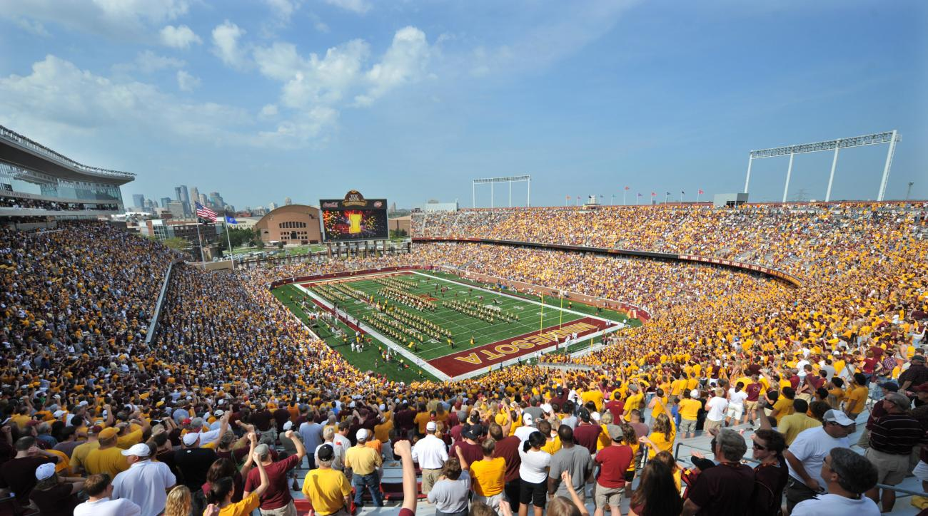 minnesota football players suspended sexual assault no charges